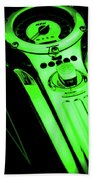 Mph Green 5485 G_4 Beach Towel