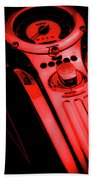 Mph Red 5485 G_2 Beach Towel