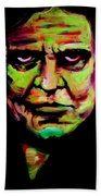 Mr. Cash Beach Towel