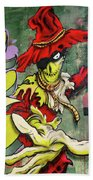 Mr. Graffiti Beach Towel