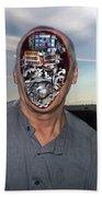 Mr. Robot-otto Beach Sheet