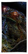 Mr Toads Wild Eyes Beach Towel