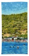 Megalo Kavouri Beach Beach Towel