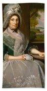 Mrs Richard Alsop 1792 Beach Towel
