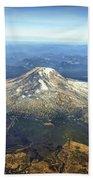 Mt. Adams In Washington State Beach Towel