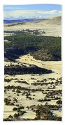 Mt. Capulin New Mexico Beach Towel