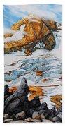 Mt. Hood Beach Towel