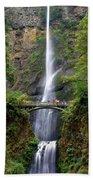 Multanomah Falls Beach Sheet