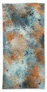 Multicolor Texture 001 Beach Towel