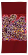 Multiply Microbiology Landscapes Series Beach Towel