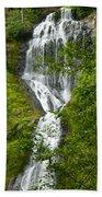Munson Creek Falls Beach Towel