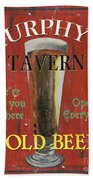 Murphy's Tavern Beach Sheet