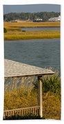Murrells Inlet Beach Towel