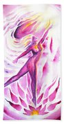 Muse Of Dance Beach Towel