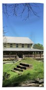 Musgrove Mill Sc State Historic Site Beach Towel by Kelly Hazel