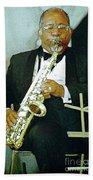Music Man Saxophone 2 Beach Sheet