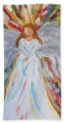 My Angel Beach Towel