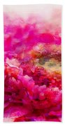 My Favourite Abstract Beach Towel