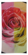 My Rose Beach Towel