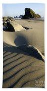 Myers Creek Beach Oregon 1 Beach Towel