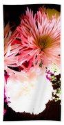Mystery Of A Flower Beach Towel