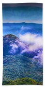 Mystery Of Looking Glass Rock Beach Towel