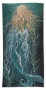 Mystic Mermaid Beach Towel