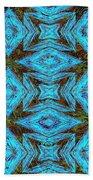 Mystical Sea World Beach Towel