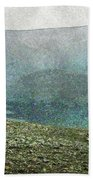Myvatn Mooncrater Beach Towel