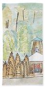 Nagesh Jyotirling Beach Towel