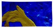 Nanowire Bundles, Nanotechnology Beach Towel