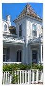 Nantucket Architecture Series 5 - Y1 Beach Towel