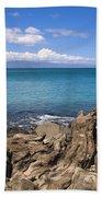 Napili Bay With Lanai Beach Towel