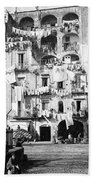 Naples Italy - C 1901 Beach Towel