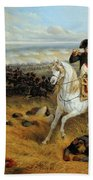 Napoleon In Wagram Beach Towel