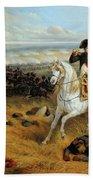 Napoleon In Wagram Beach Sheet