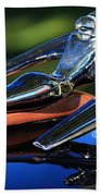 Nash Ambassador Hood Ornament  Beach Towel