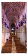 National Cathedral Beach Towel