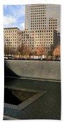 National September 11 Memorial New York City Beach Towel