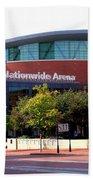 Nationwide Arena Beach Towel
