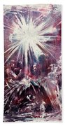 Nativity 1 Beach Towel
