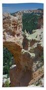Natural Arch Bryce Canyon - Utah Beach Towel