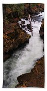 Natural Bridge Gorge Beach Towel