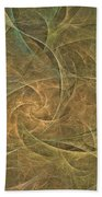 Natural Forces- Digital Wall Art Beach Towel