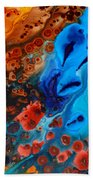 Natural Formation Beach Towel by Sharon Cummings