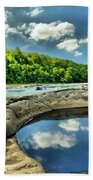 Natural Swimming Pool Beach Towel