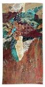 Nature's Display Beach Towel by Phyllis Howard