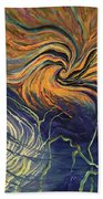 Nature Frustration Beach Towel