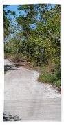 Nature Trail Beach Towel