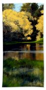 Nature Walk Beach Towel